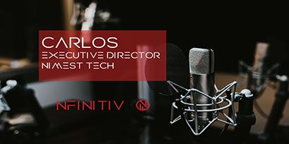 Carlos Eduardo Morais – Executive Director – Nimest Tech – podcasts by nfinitiv